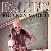 Big Ugly Mouth- Spoken Word Live '87-'88 | Henry Rollins