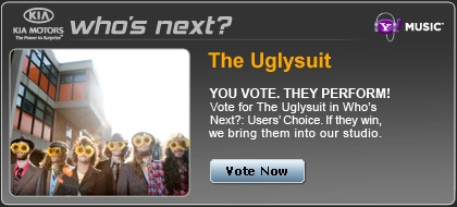 The Uglysuit on Yahoo! Music